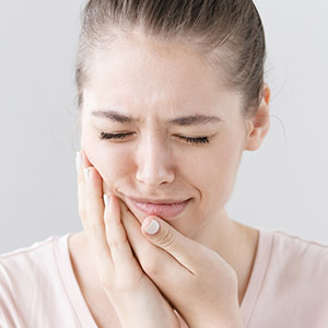 Dolor en la mandíbula